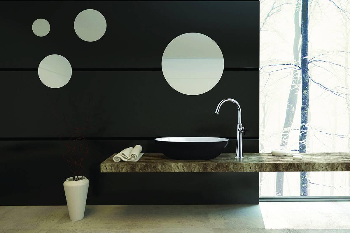 benhuot-robinet salle de bain arc et vasque